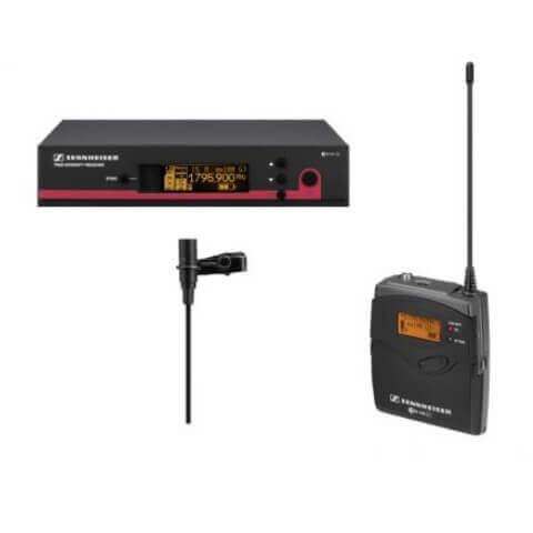 Mikrofone - Funkstrecke - Taschensender