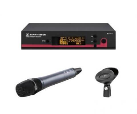 Mikrofone - Funkstrecke