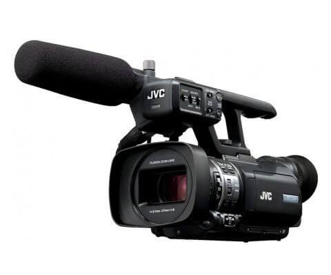 jvc full hd camera