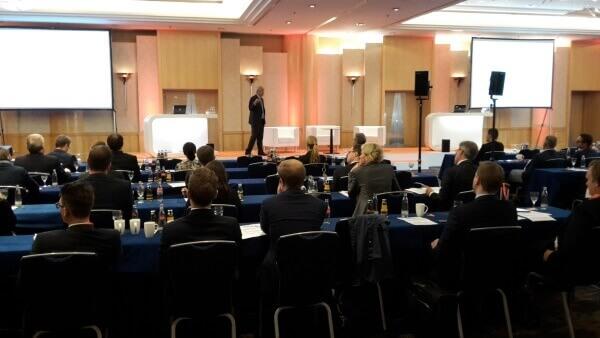 Konferenz Set Beschallung für ca. 80-100 Personen