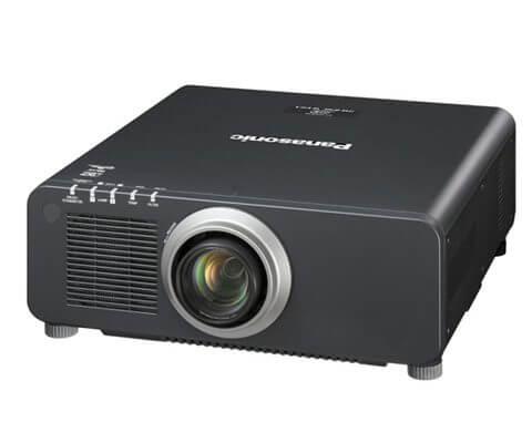 Panasonic PT-DW830 HD Beamer, 8500 ANSI Lumen