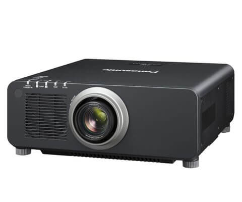 Panasonic PT-DZ870 Full HD Beamer, 8500 ANSI Lumen