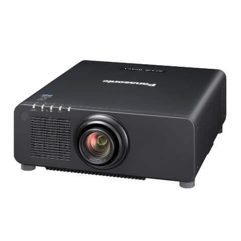 Panasonic PT-RZ970 Full HD Beamer, 10.000 Center Lumen