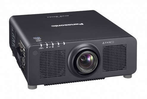 Panasonic PT-RZ120, WUXGA Projektor mit 12.000 ANSI Lumen